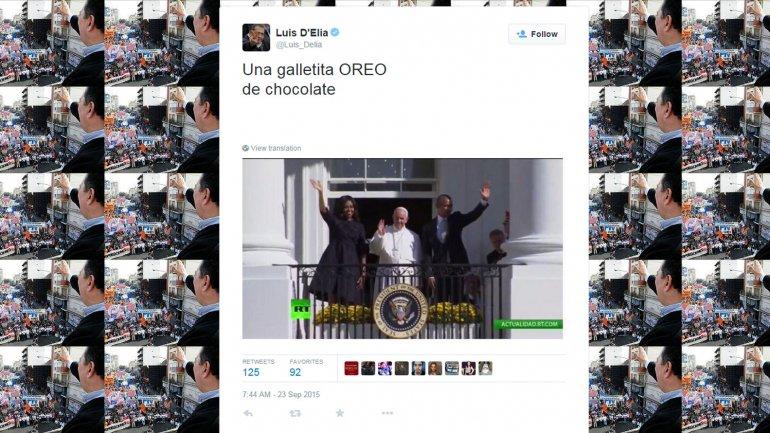 D Elia discrimino a Obama?